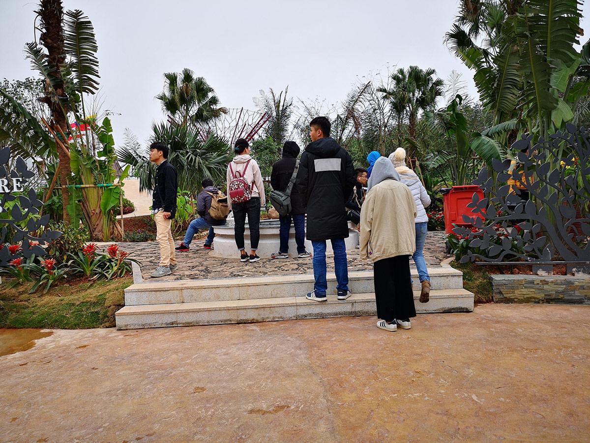 峰程7080集体翘班只为看第十二届中国(南宁)国际园林博览会