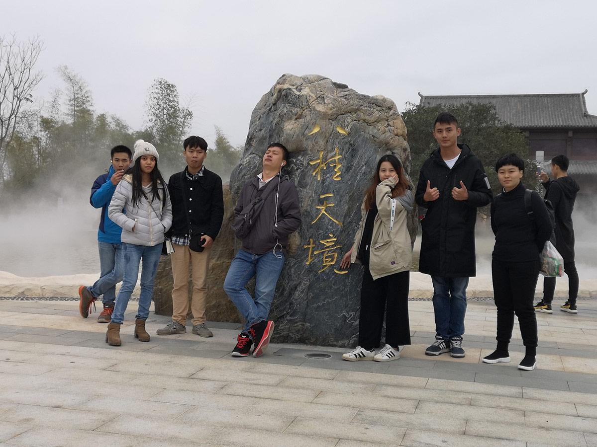 峰程7080集体翘班只为看第十二届中国(南宁)国际园林博览会 (3)