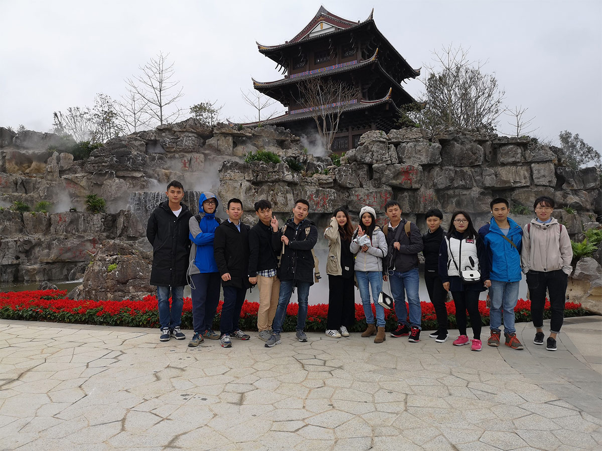 峰程7080集体翘班只为看第十二届中国(南宁)国际园林博览会 (4)
