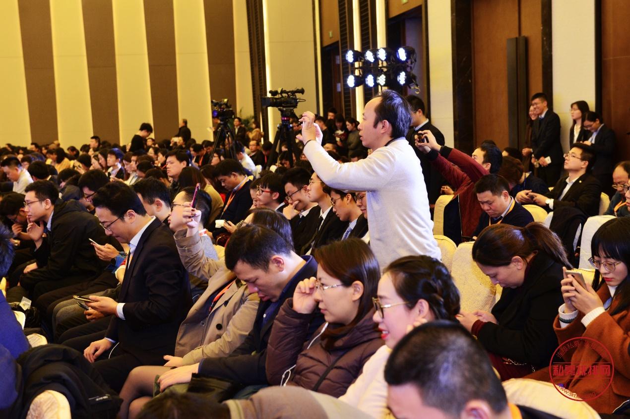 2018年中国对冲基金年会在宁开幕