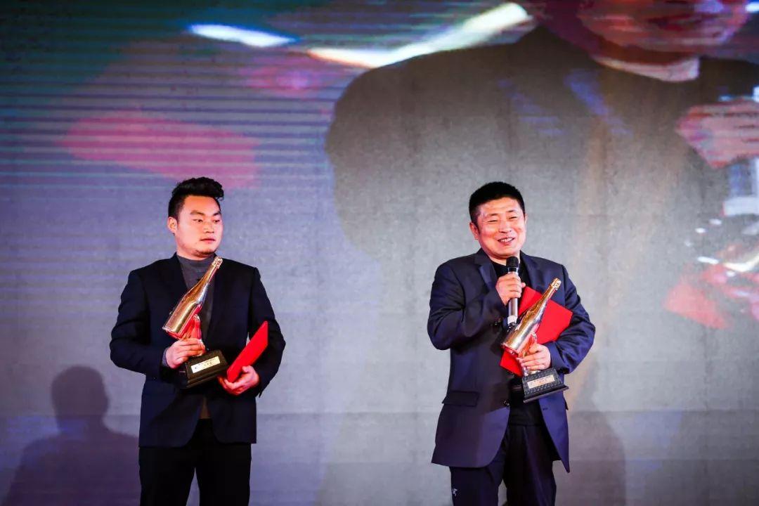 星辉闪耀 第七届中国赛车金香槟奖在河南郑州揭晓