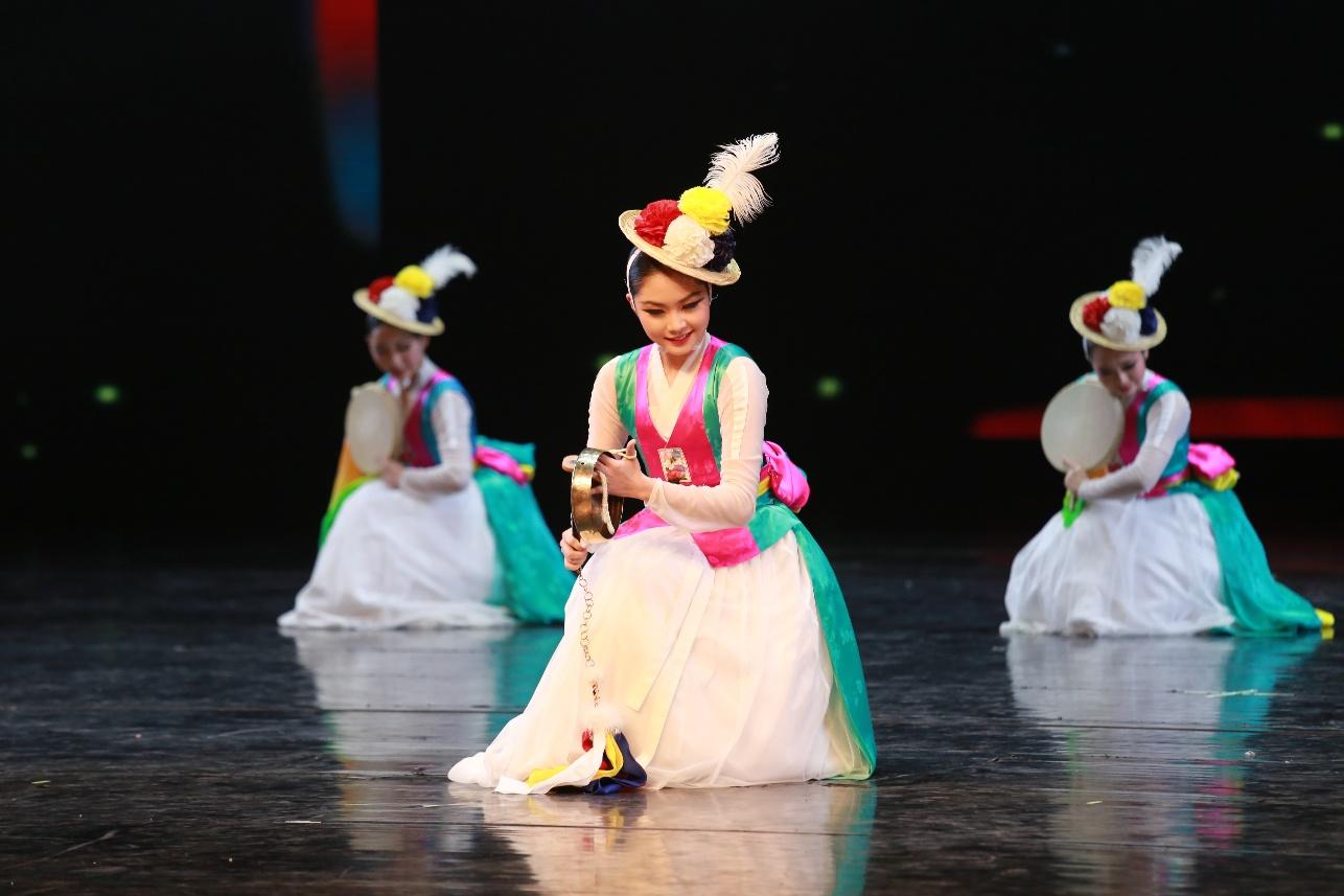 在敦煌遇见韩国文化——韩国传统舞蹈、音乐剧、跆拳道惊艳丝路