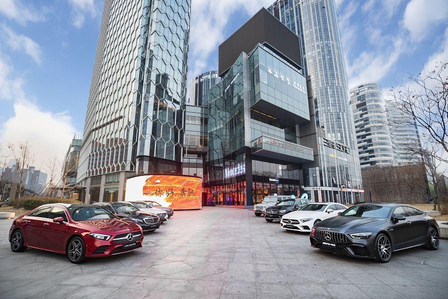 奔驰今年将推出超15款新车 EQC将年底上市