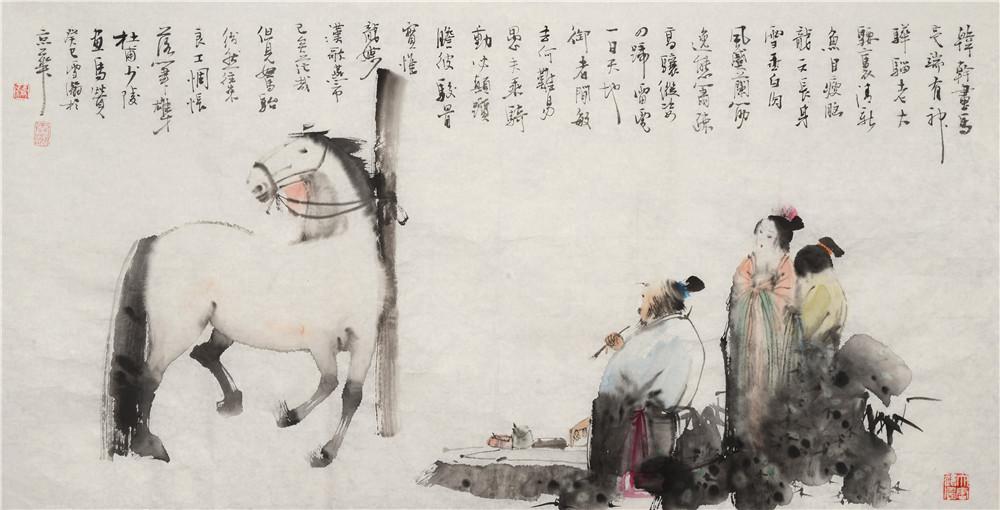 2019中国书画形象大使:袁雪瀚