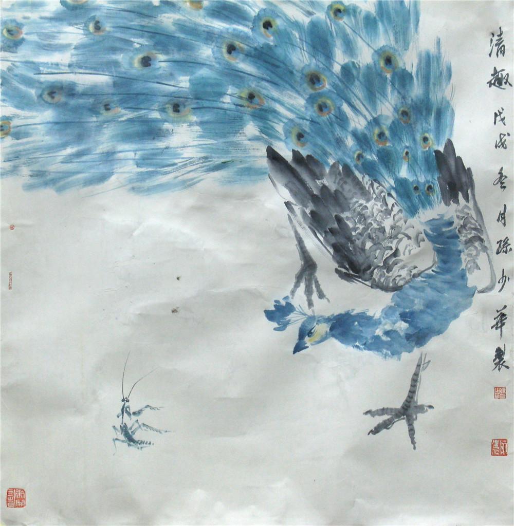 翰墨丹青:著名画家孙少华作品欣赏