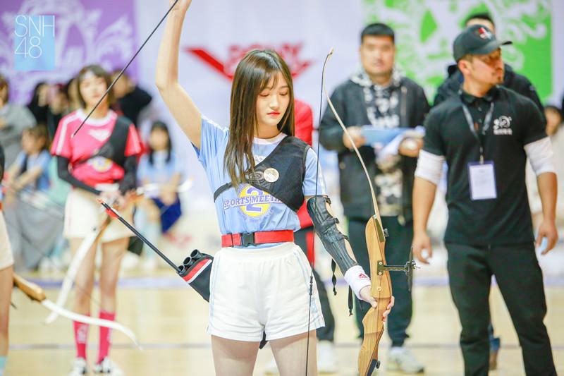 SNH48 GROUP偶像运动会圆满落幕 百名少女同唱《加油女孩》