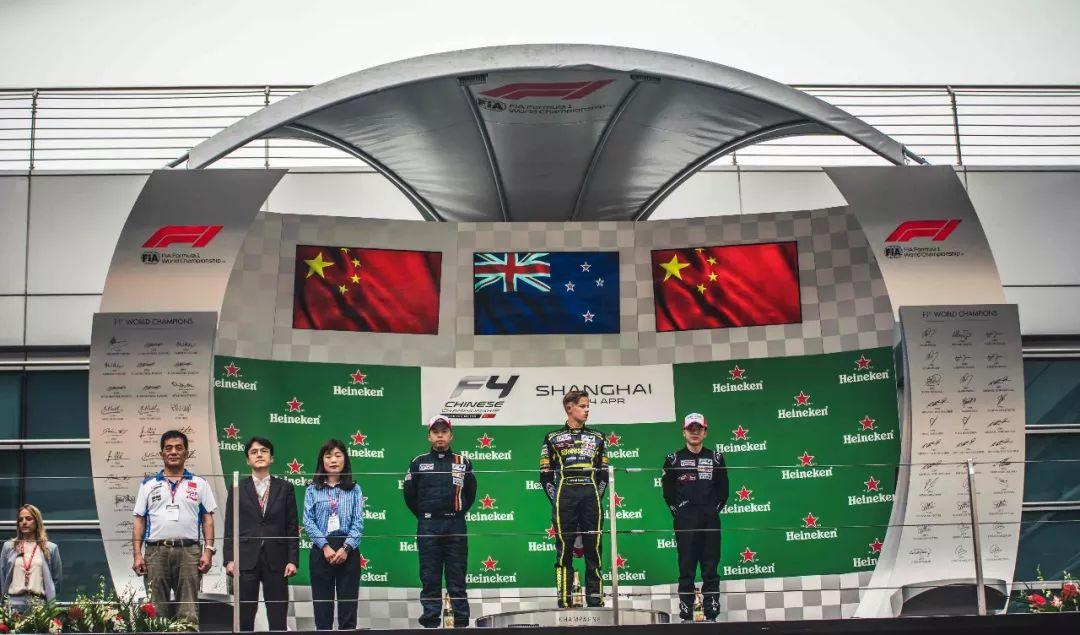 天下足球201102212019壳牌喜力国际汽联F4中国锦标赛揭幕站克拉克
