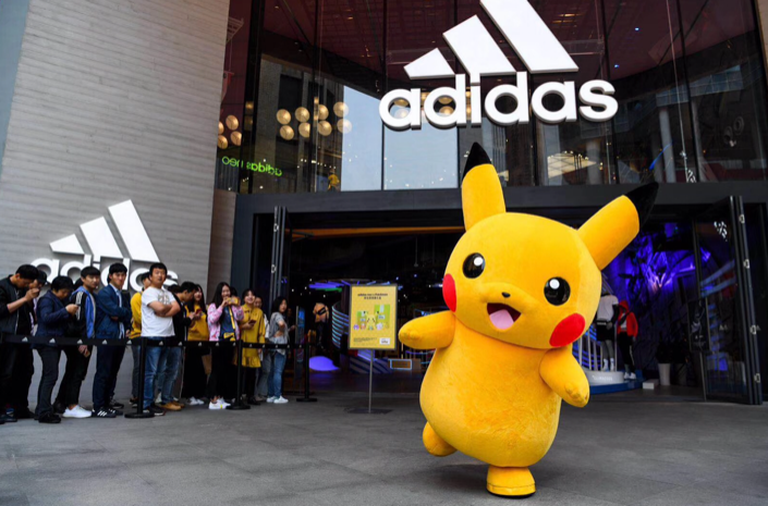 "adidas neo X 宝可梦系列""一衣难求""!"