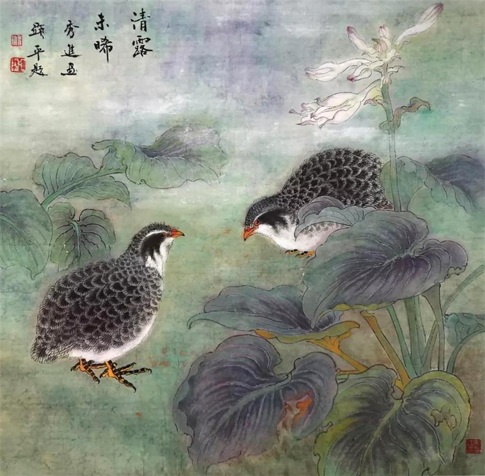 2019年最具收藏实力派画家:张秀进