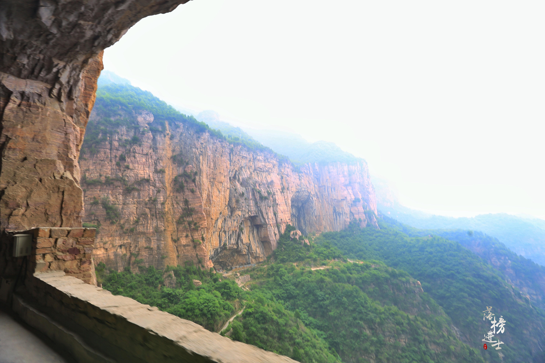 这里有太行山最美的一段路,勾人心魄