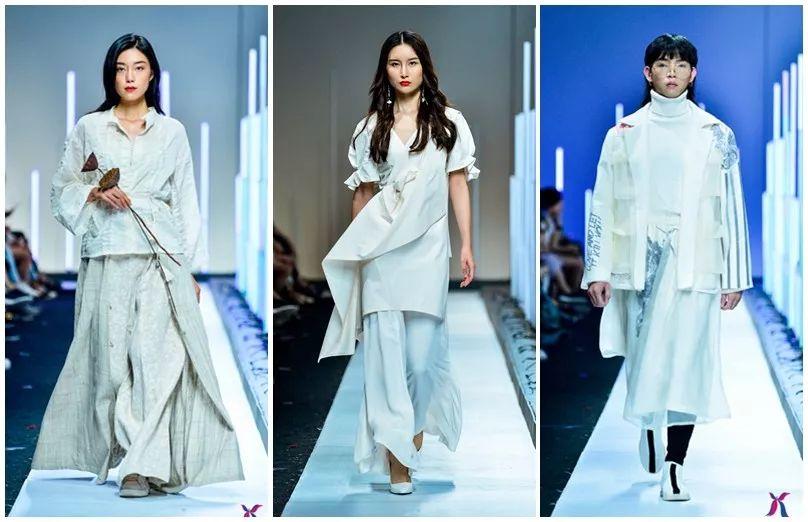 秀场直击丨广州大学纺织服装学院服装设计毕业作品展演