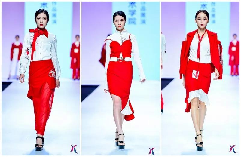 秀场直击丨东莞职业技术学院服装设计毕业作品展演