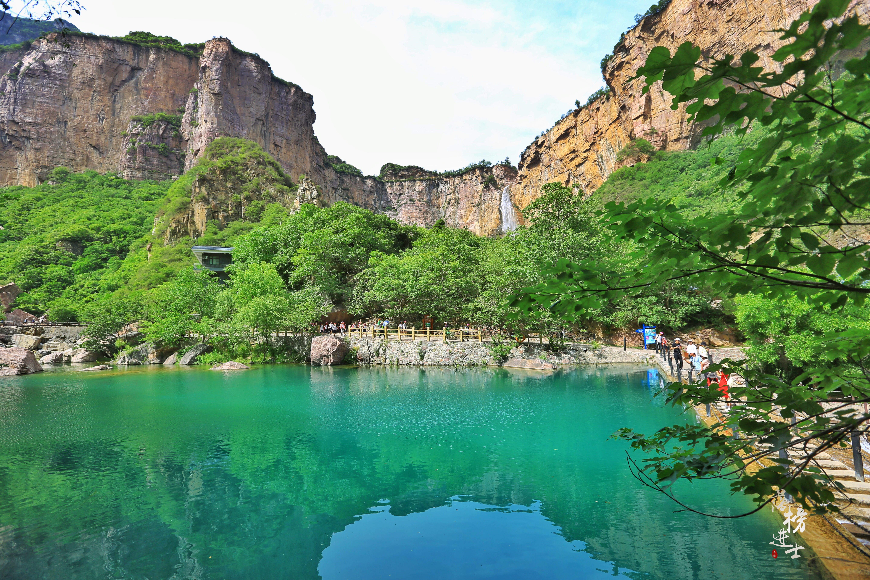 河南这个景区瀑布众多,美如九寨沟,却鲜为人知