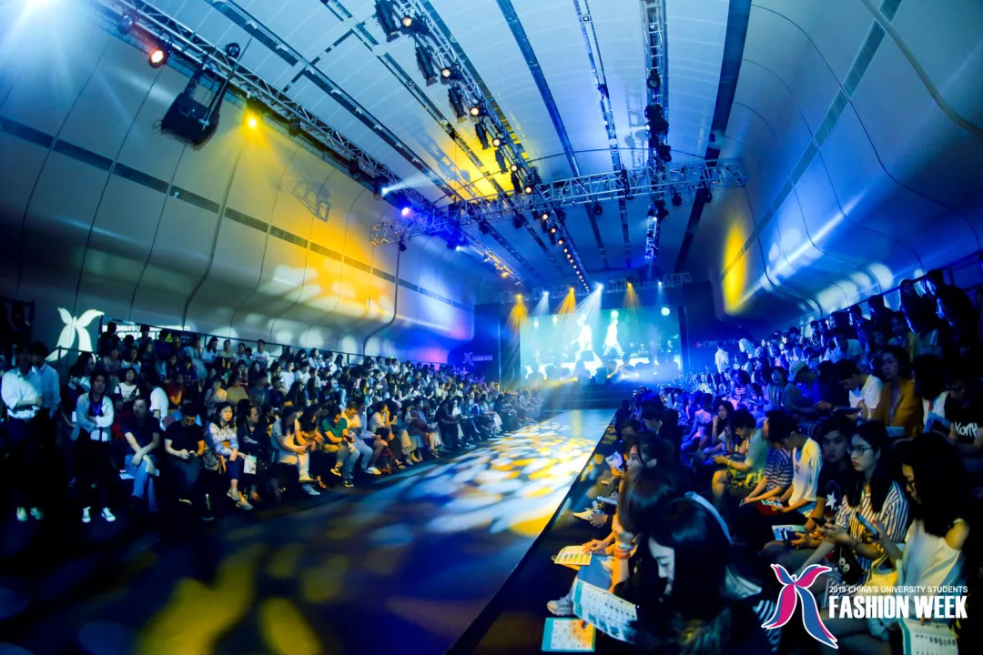 Young And Promising 2019 China Guangdong College Fashion Week Is Over