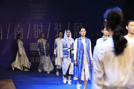 """""""美丽海岛 时尚海南""""首届海南时装周打造国际时尚发布平台"""
