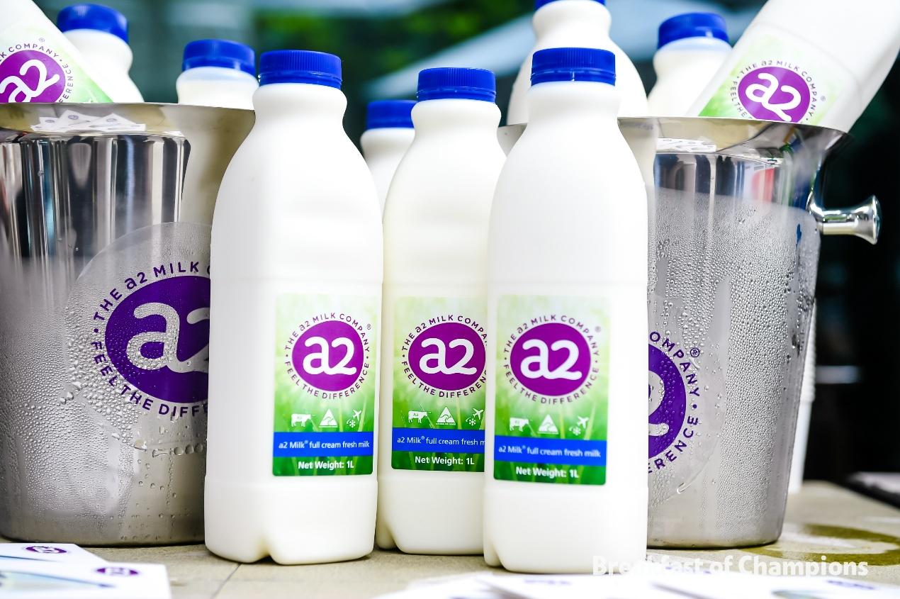 纯正澳式早餐,也许可以从一杯澳洲a2牛奶开始!