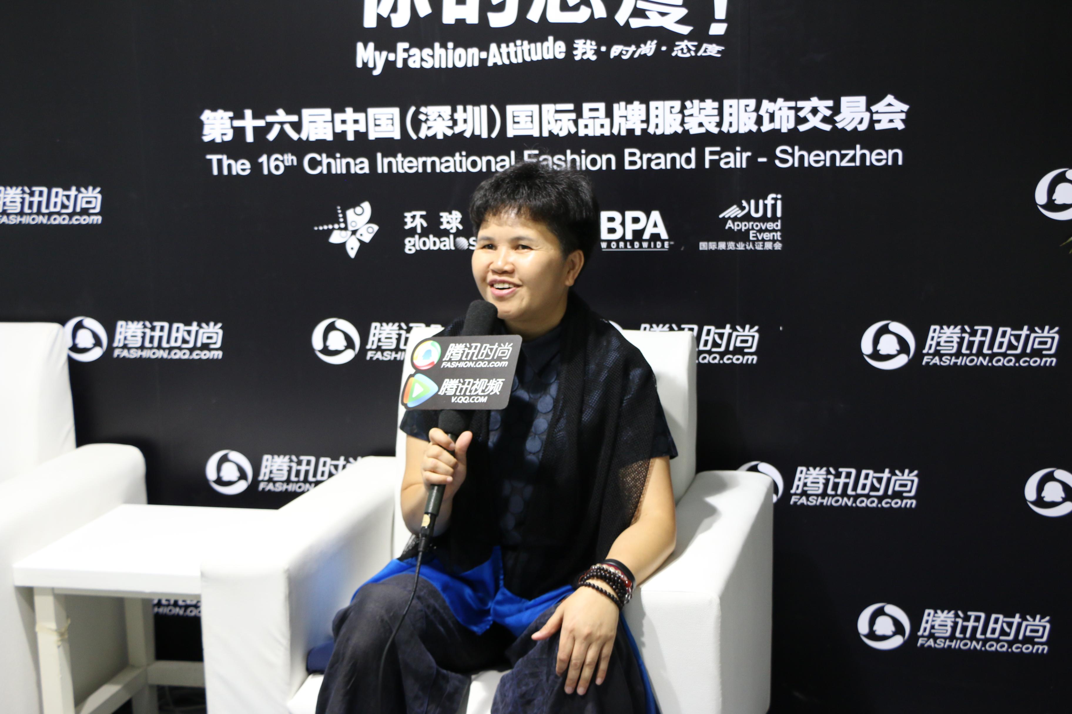 改革开放四十载 深圳巾帼企业家--茜施尔内衣创始人刘素音
