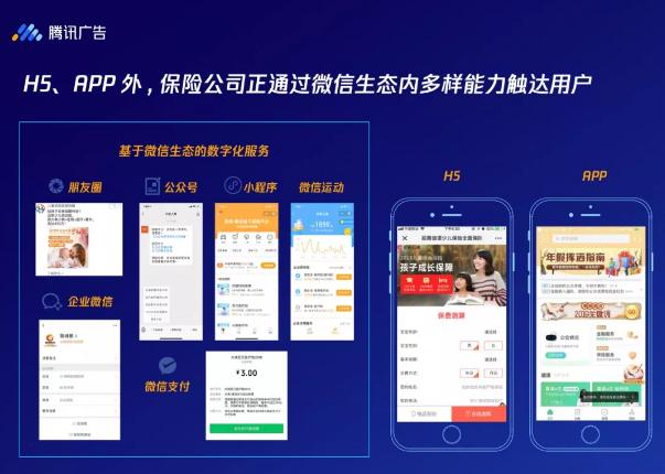 保险行业推广投放Tencent广点通效果怎么样