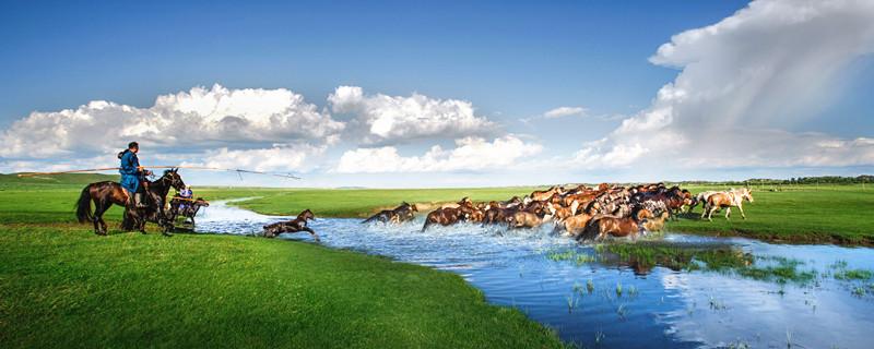 多彩内蒙古,亮丽风景线插图