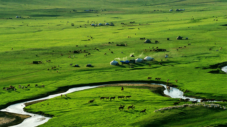 多彩内蒙古,亮丽风景线插图(1)