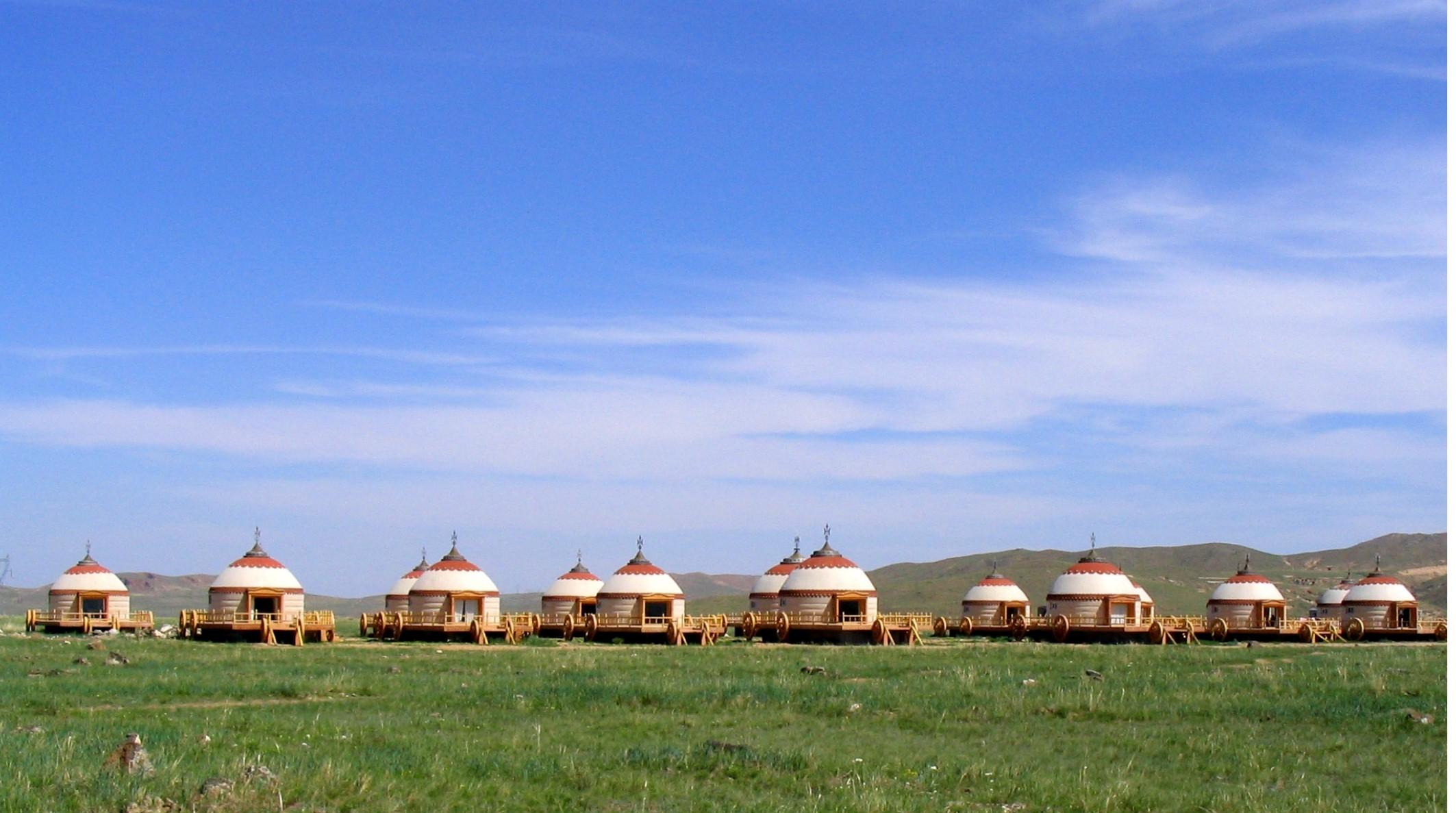 多彩内蒙古,亮丽风景线插图(2)