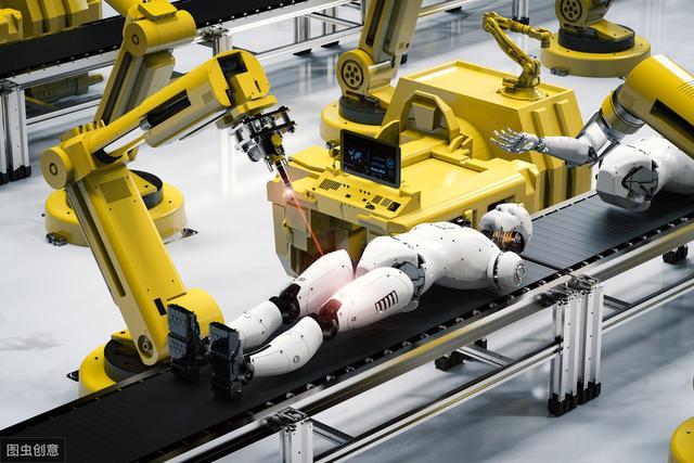 世界上唯一一家用机器人生产机器人的企业!