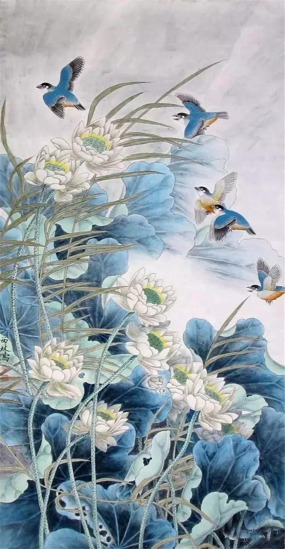 名家风采:着名画家刘西林艺术欣赏