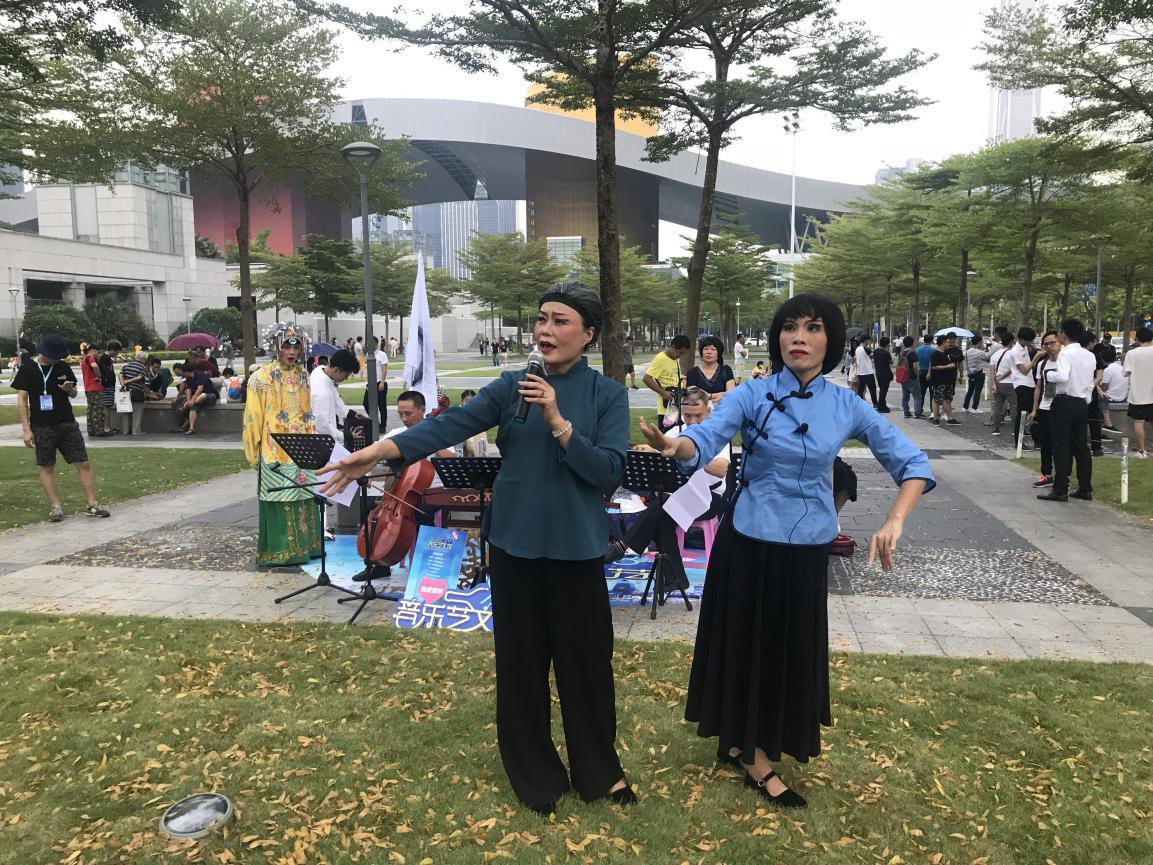 南洋儒乐,再登98国际音乐节舞台!插图(4)