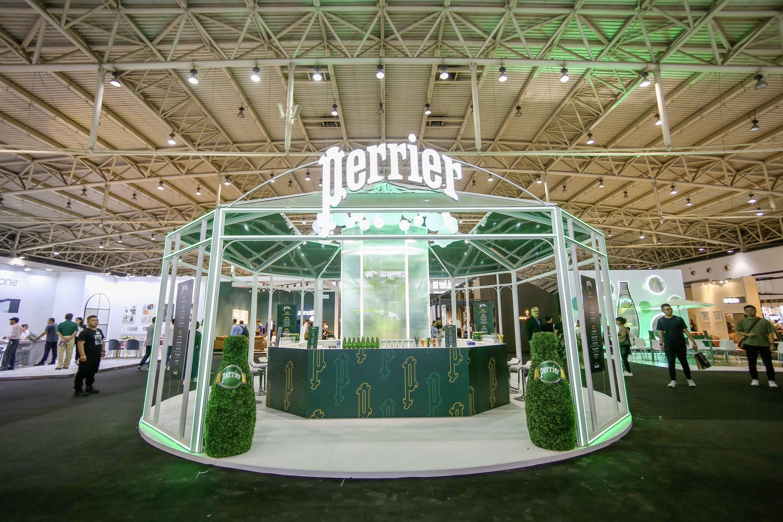 Perrier巴黎水首次加盟亚洲高端设计大展「设计中国北京」