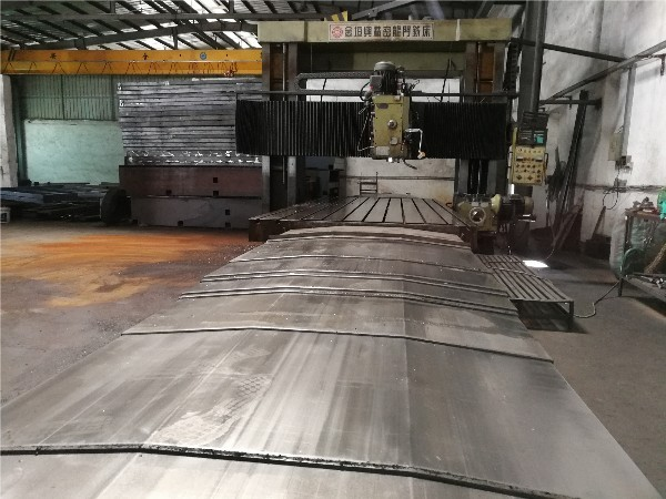 常州机架焊接加工