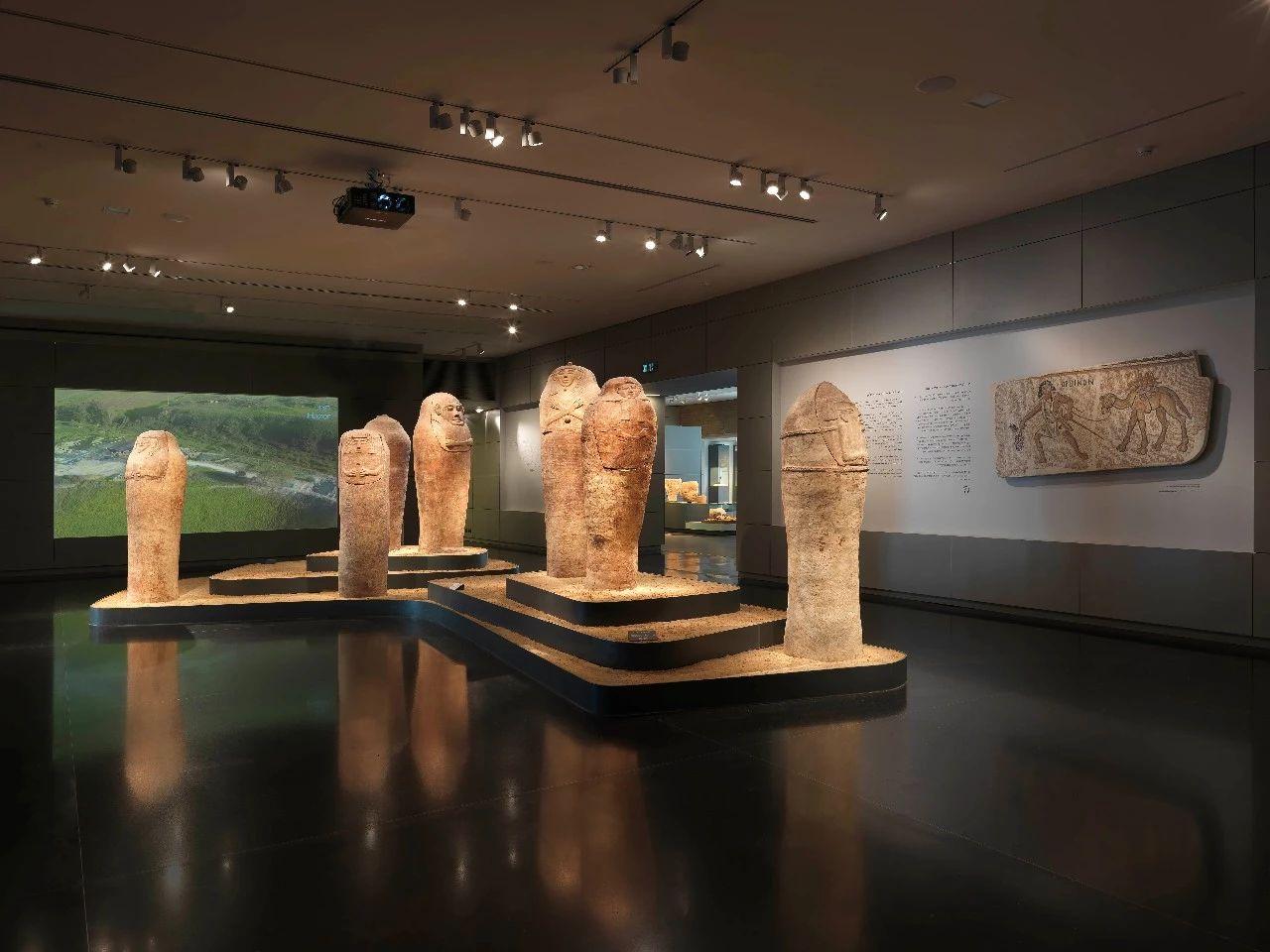 揭秘以色列博物馆人形石棺背后的故事