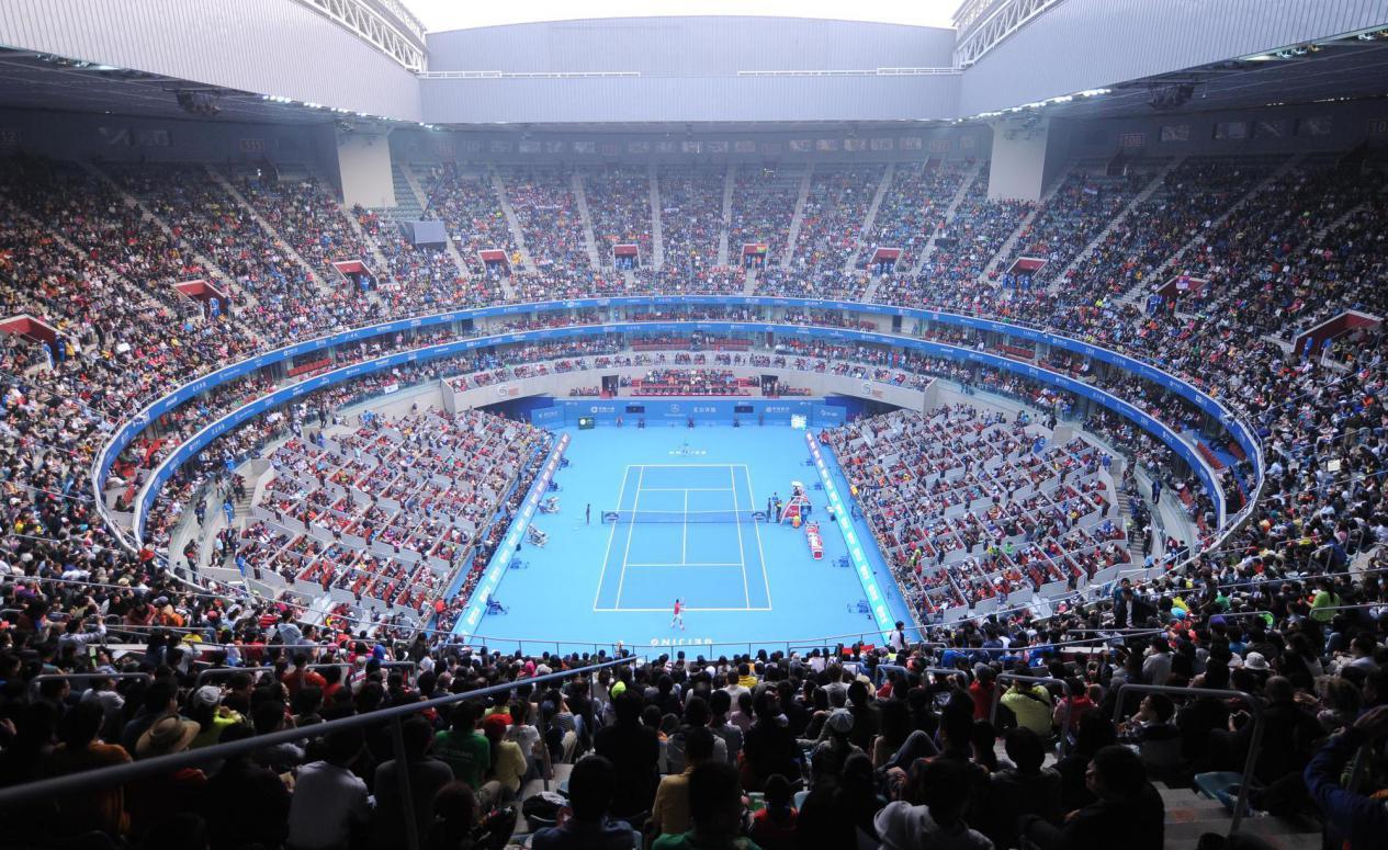 群星聚首,精彩预演 2019中国网球公开赛即将热力开赛