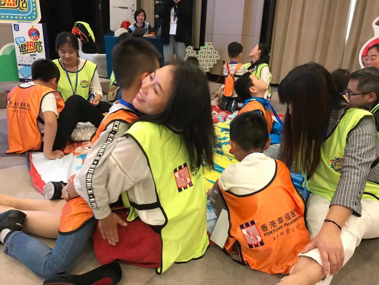 《2019年幸福科达琳-幸福健康速递站》来到杭州  和孩子好好说话, 把心灵深处秘不可宣的那部分呈现出来