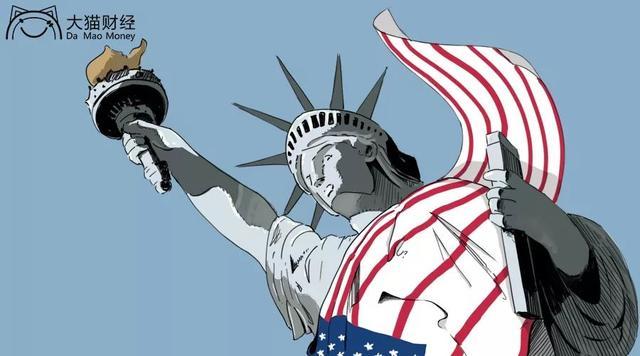 我的关键词 美国怎么赌国运?一个时代的大变局......  网贷