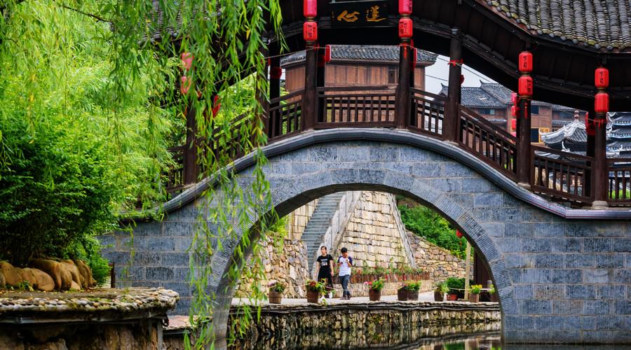 我的关键词 贵州的小上海,百年前商户云集,现在回归平平成长旅游  消息资讯