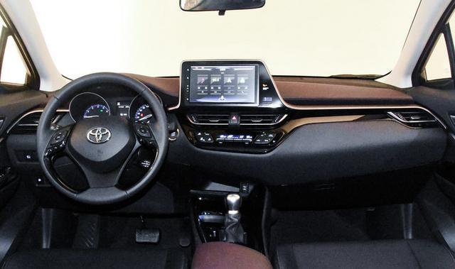 丰田最失算的一款车,C-HR为何就是火不起来?  证券股票