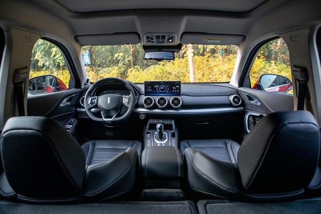 我的关键词 体验报告:最划算的WEY车型,VV5不仅颜值高,还进阶智能  网贷