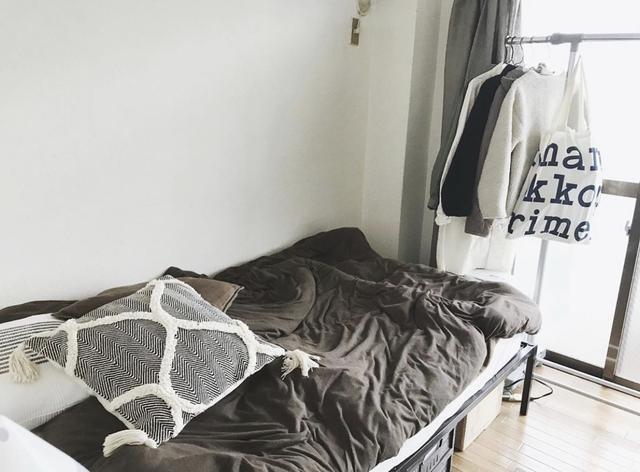 我的关键词 一个人的租房生活!巧心布置27㎡方寸空间,干净利落真舒适  热点新闻