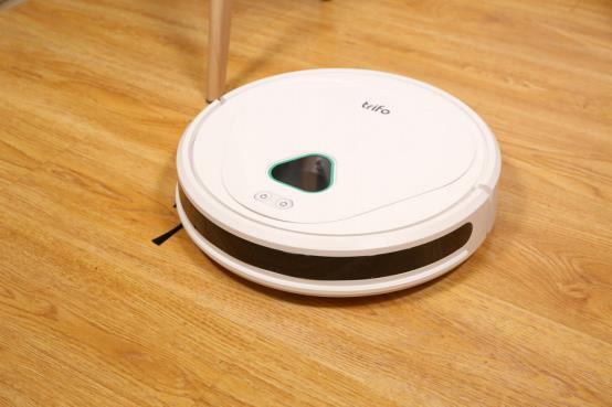 """我的关键词 扫地机械人有了""""眼睛""""!Trifo Max评测:清洁、看家两用神器  热门消息"""
