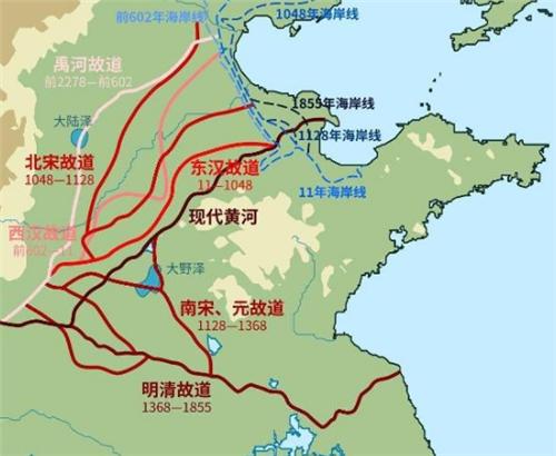 我的关键词 长江入海口的城市为何非常繁华,黄河却没有大城市,谁才是母亲河  消息资讯