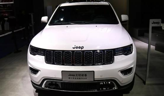 现在买Jeep大切诺基还值么?最低配3.0L终端已接近40万