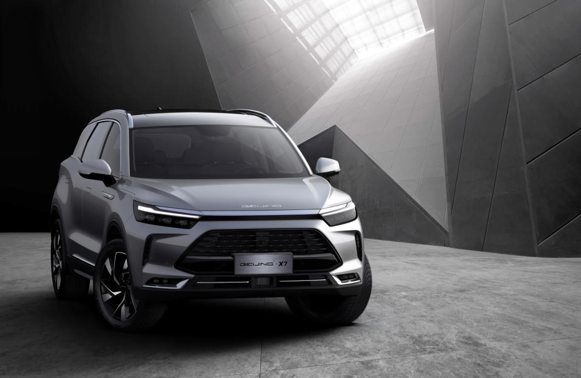 叫X7的SUV这么多,来势汹汹的BEIJING-X7有哪些不一样?