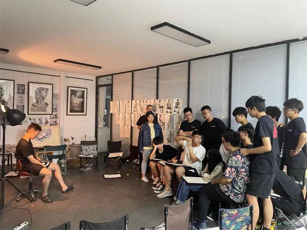 2021A+画室暑假班 这个暑期 锐变一夏
