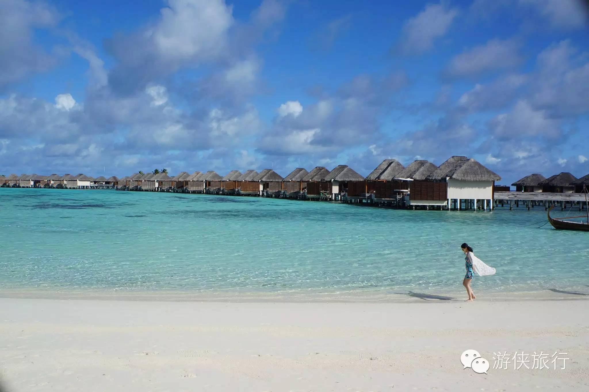 9%的马尔代夫宁静岛w