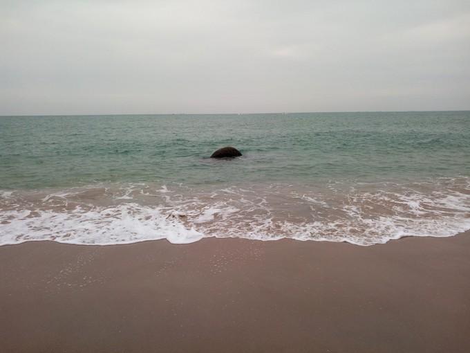 只想走远点去散心,一不小心就走到了天涯海角
