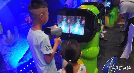 VR研究院:中国VR/AR教育产业现状述评及未来趋势预测 AR资讯 第9张