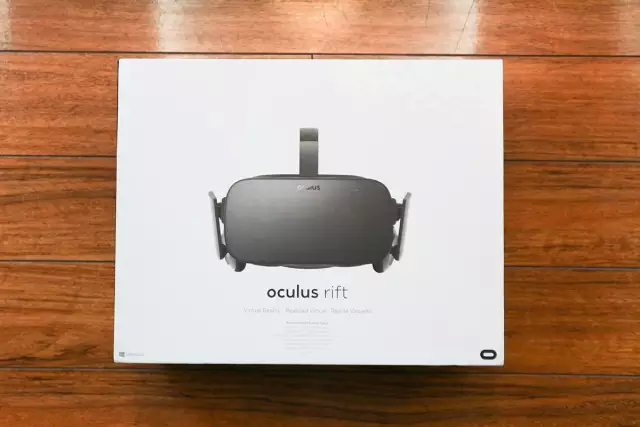 你们不就是想看Oculus Rift评测吗!来看啊! AR资讯 第1张
