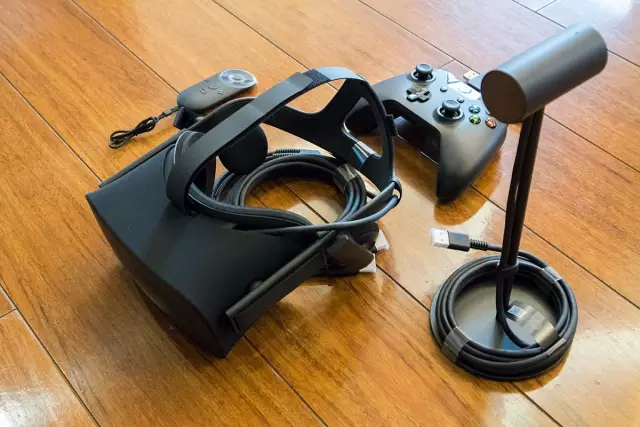你们不就是想看Oculus Rift评测吗!来看啊! AR资讯 第3张