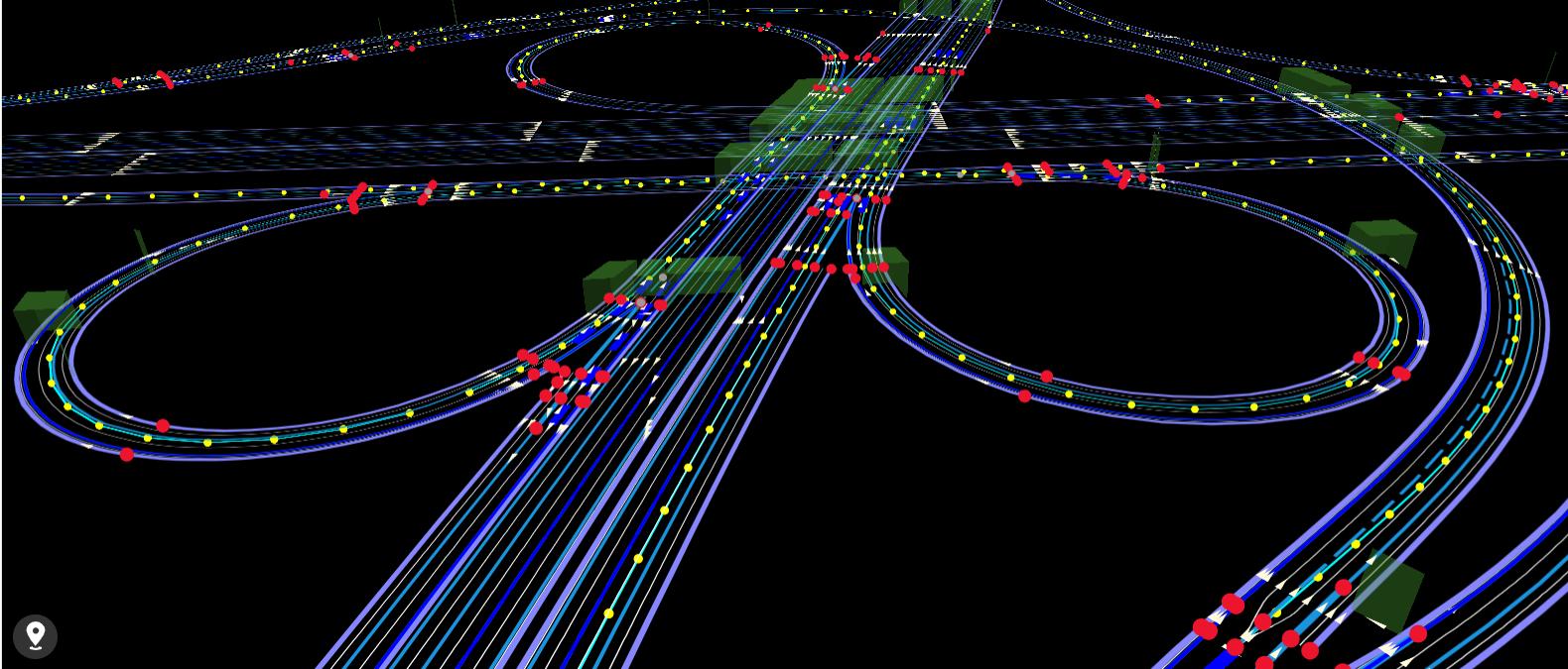 小鹏P7自动驾驶水准如何?高德高精地图说:全场景厘米级定位