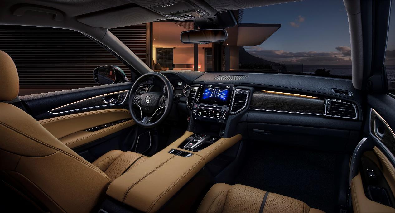为城市新中产而生 高品位座驾全新UR-V 即将6月5日震撼上市
